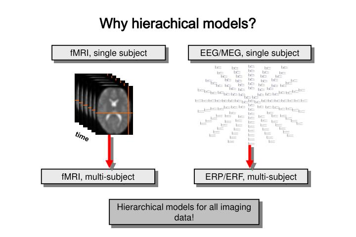 Why hierachical models