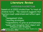 literature review3