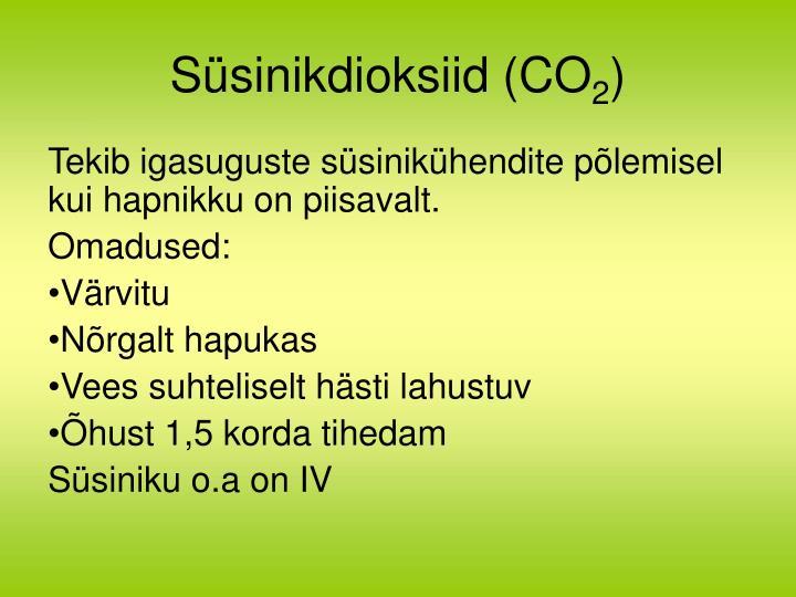 Süsinikdioksiid (CO