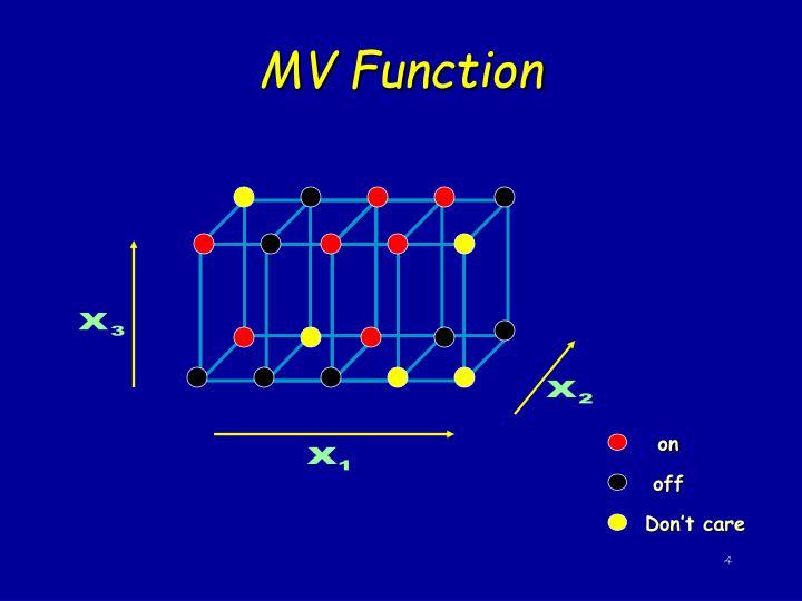 MV Function