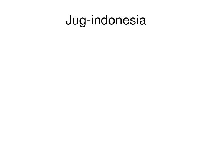 Jug-indonesia