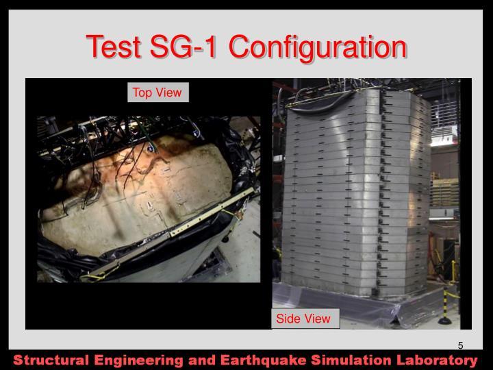 Test SG-1 Configuration