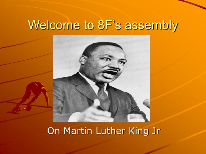 Welcome to 8f s assembly