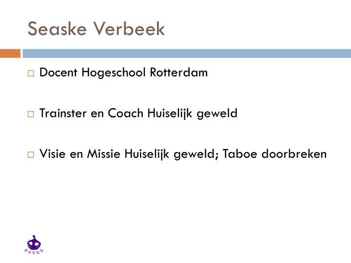 Seaske Verbeek