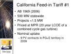 california feed in tariff 1