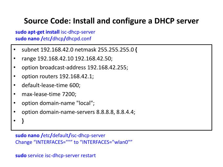 ISC dhcpd cons_options() Input Validation Vulnerability