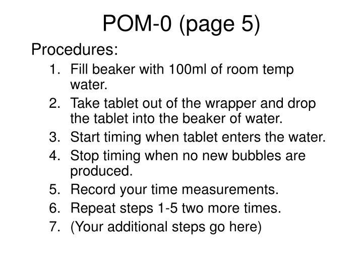 POM-0 (page 5)