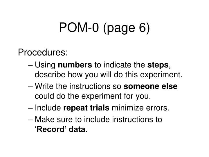 POM-0 (page 6)