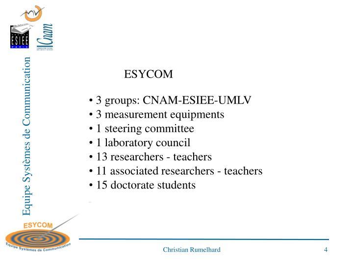 ESYCOM