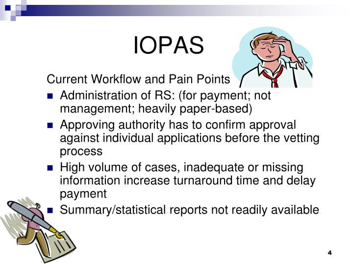 IOPAS