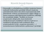 biyoetik derne i raporu