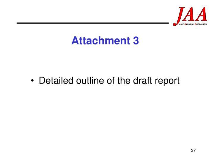 Attachment 3