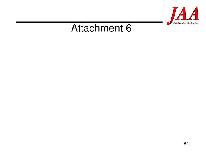 Attachment 6