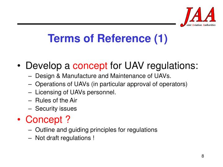 Terms of Reference (1)