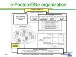 e photon one organization