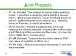 joint projects1