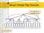 abrupt change flips outcome2