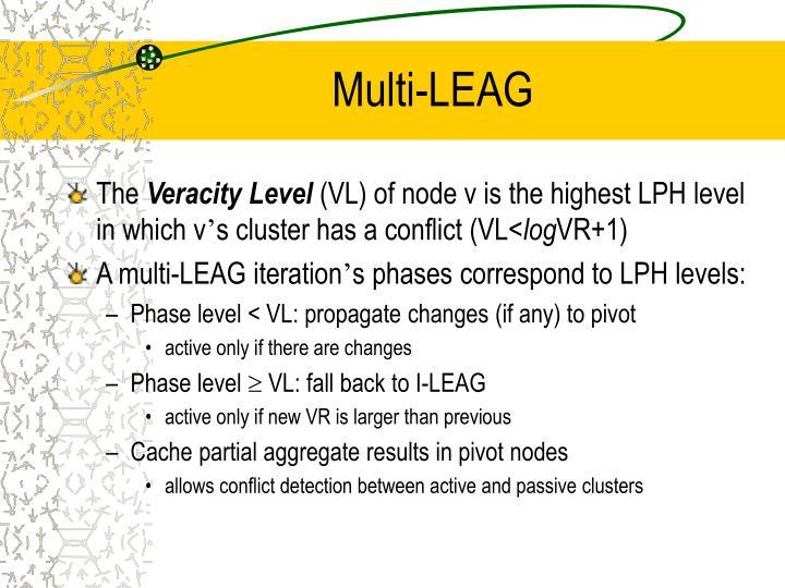 Multi-LEAG