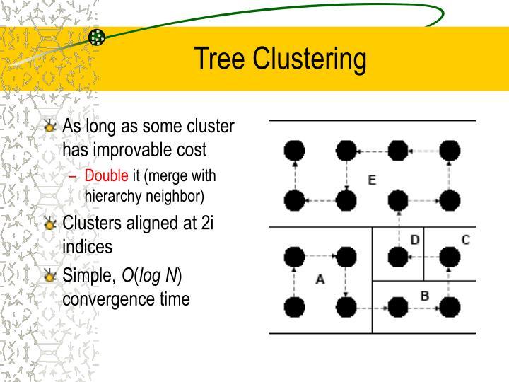 Tree Clustering