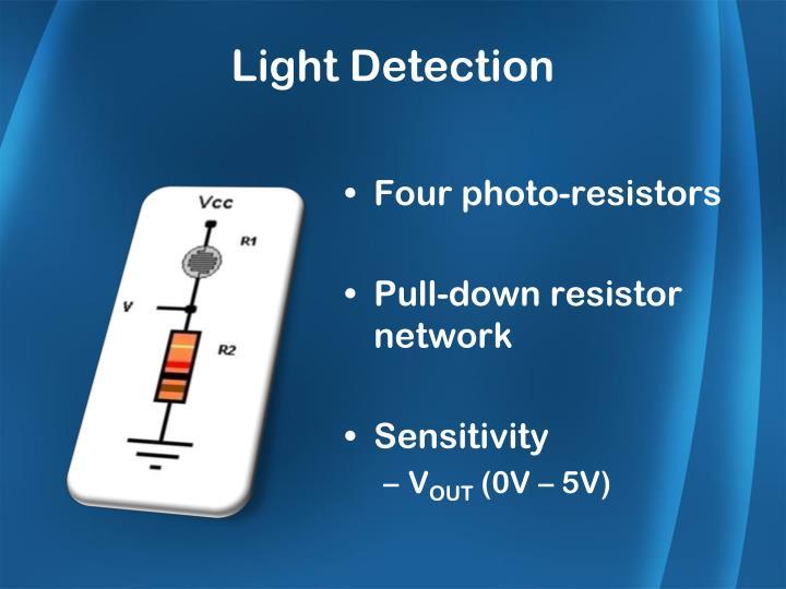 Light Detection