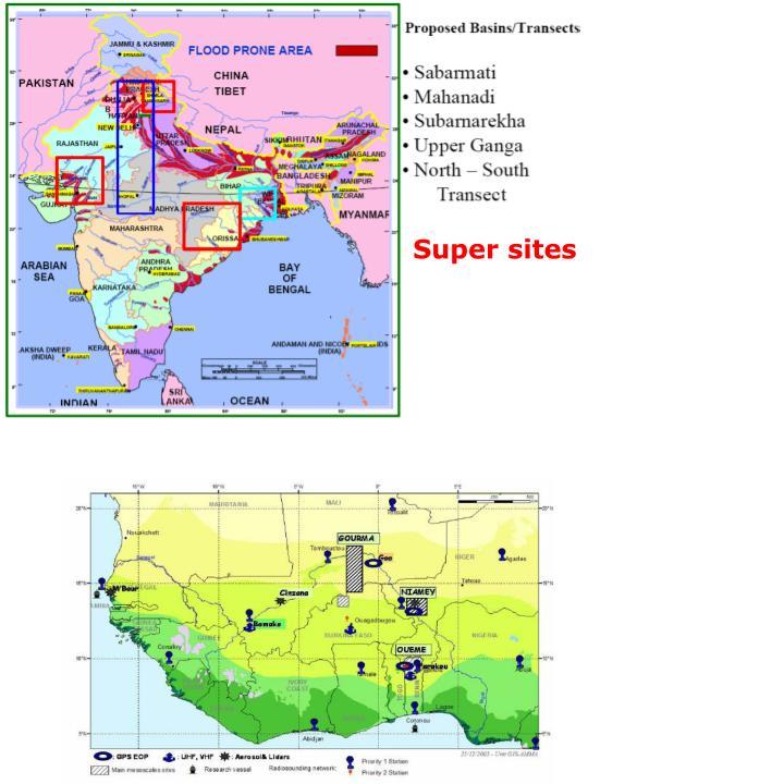 Super sites