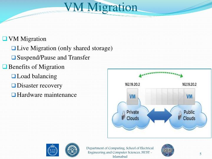 VM Migration