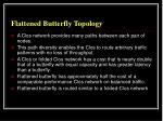 flattened butterfly topology1
