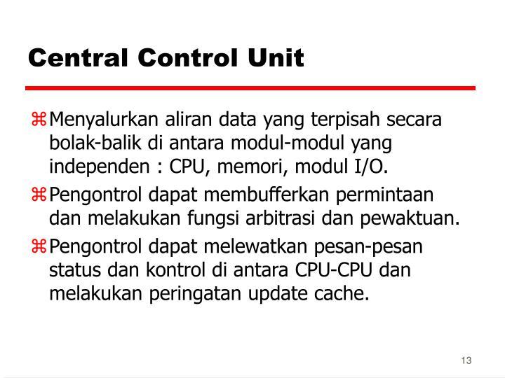 Central Control Unit