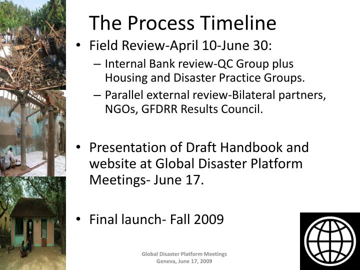 The Process Timeline