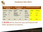 estad sticas taller 2014 1