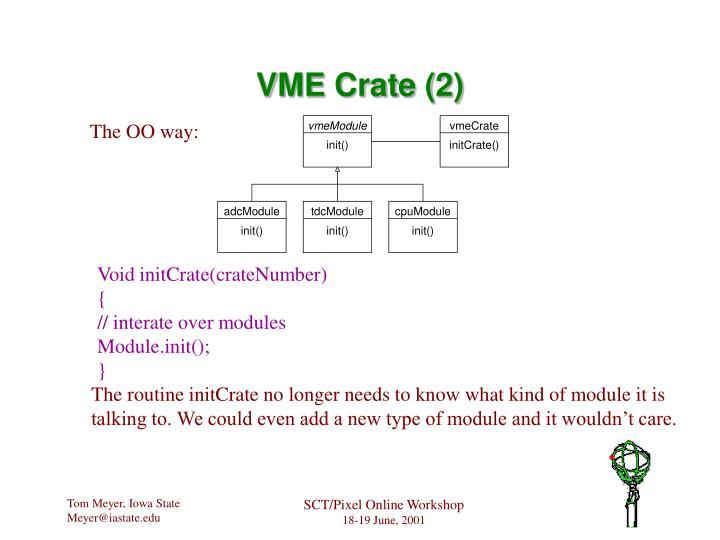 VME Crate (2)