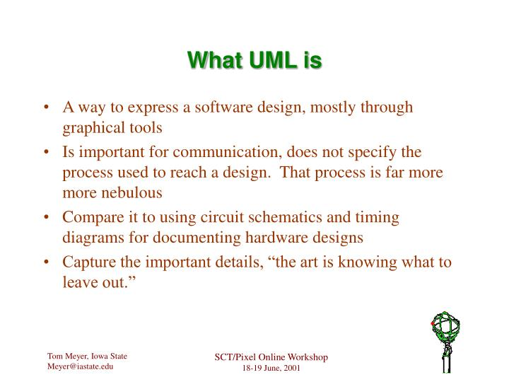 What uml is