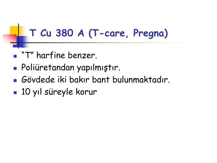 T Cu 380 A (T-care, Pregna)
