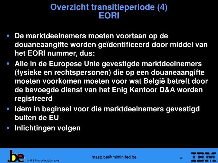 Overzicht transitieperiode (4)