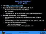 web site masp be ecs ics