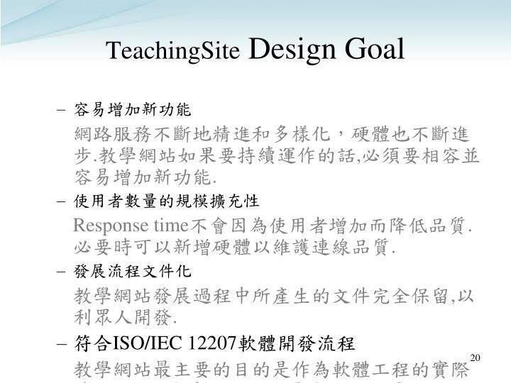 TeachingSite