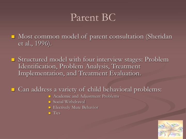 Parent BC