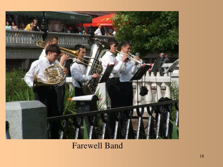 Farewell Band