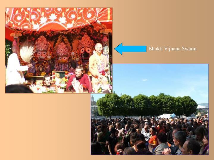 Bhakti Vijnana Swami
