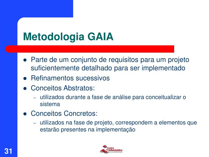 Metodologia GAIA