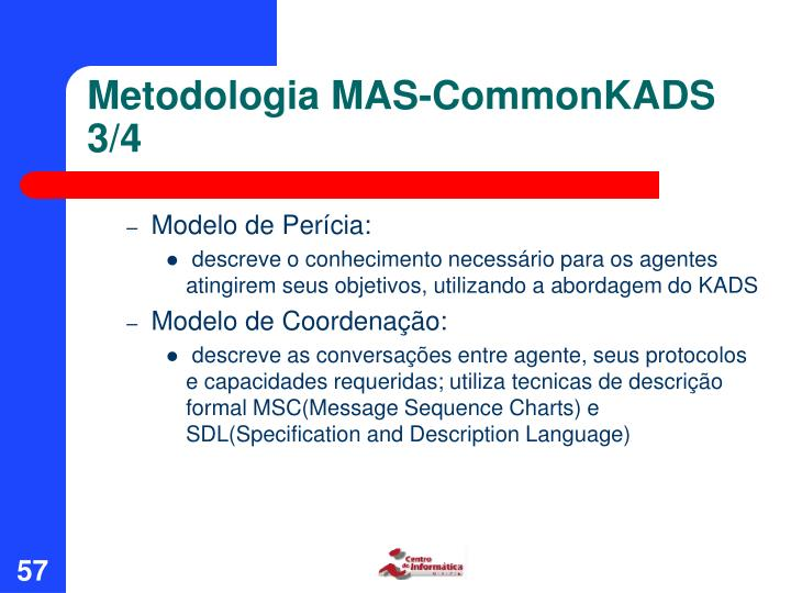 Metodologia MAS-CommonKADS