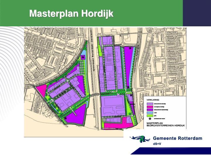 Masterplan Hordijk