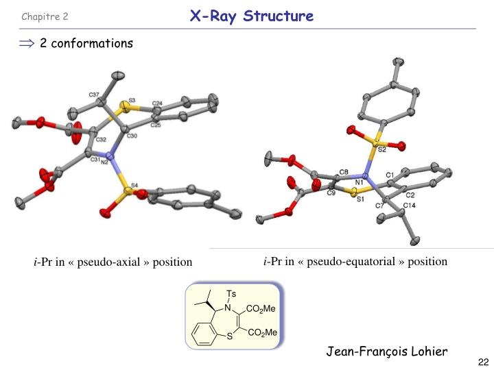 X-Ray Structure