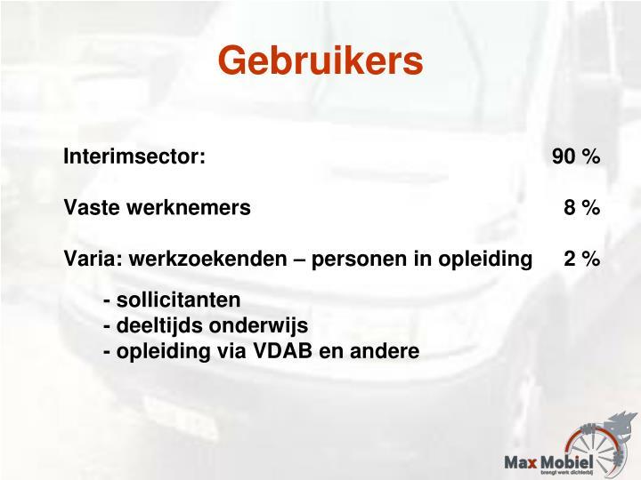 Gebruikers