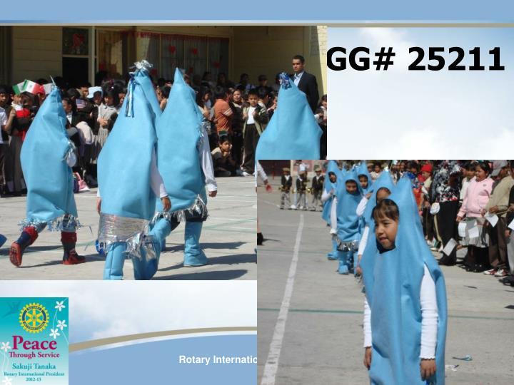 GG# 25211