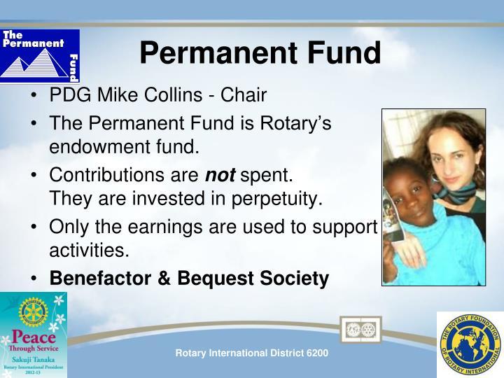Permanent Fund