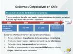 gobiernos corporativos en chile1