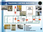 training control building