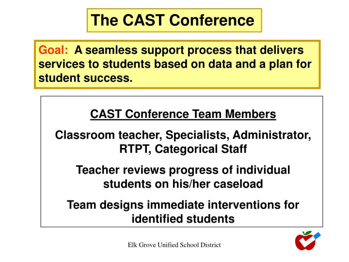 The CAST Conference