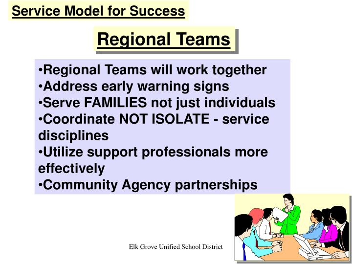 Service Model for Success
